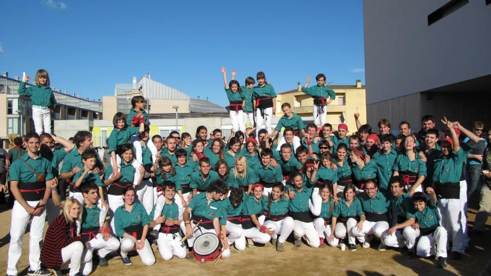 Foto de grup, dia del Bateig (Març del 2013)