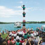 LA CRÒNICA - Actuació Festes d'Agost de Banyoles