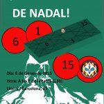 PRIMERA QUINA ESPERXADA! 06/01/2015