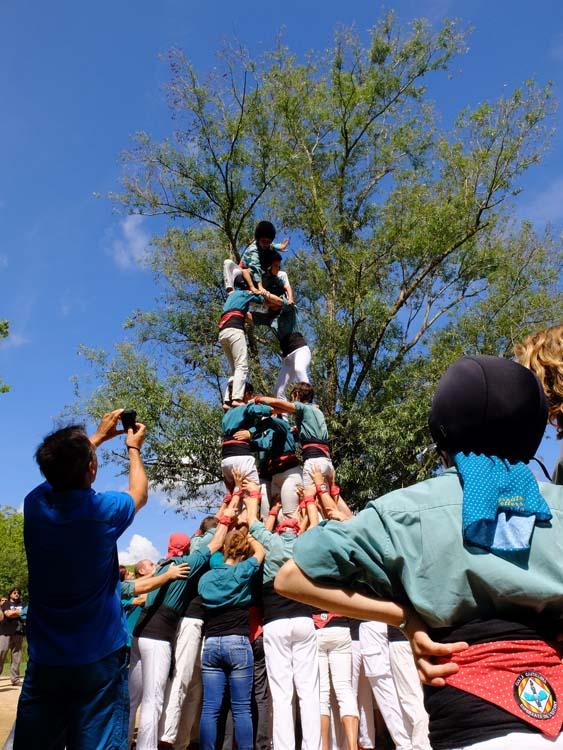 LA CRONICA - ACTUACIÓ A LES FESTES DE BANYOLES