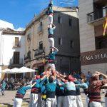 LA CRÒNICA - Actuació a Caldes de Montbui