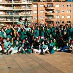 LA CRÒNICA – Actuació Diada Castellers de Castellar