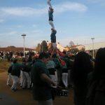 LA CRÒNICA - Actuació a la Fira d'Hivern de Porqueres
