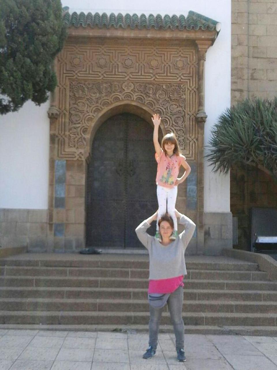 L'Àfrica i la Lídia a Rabat
