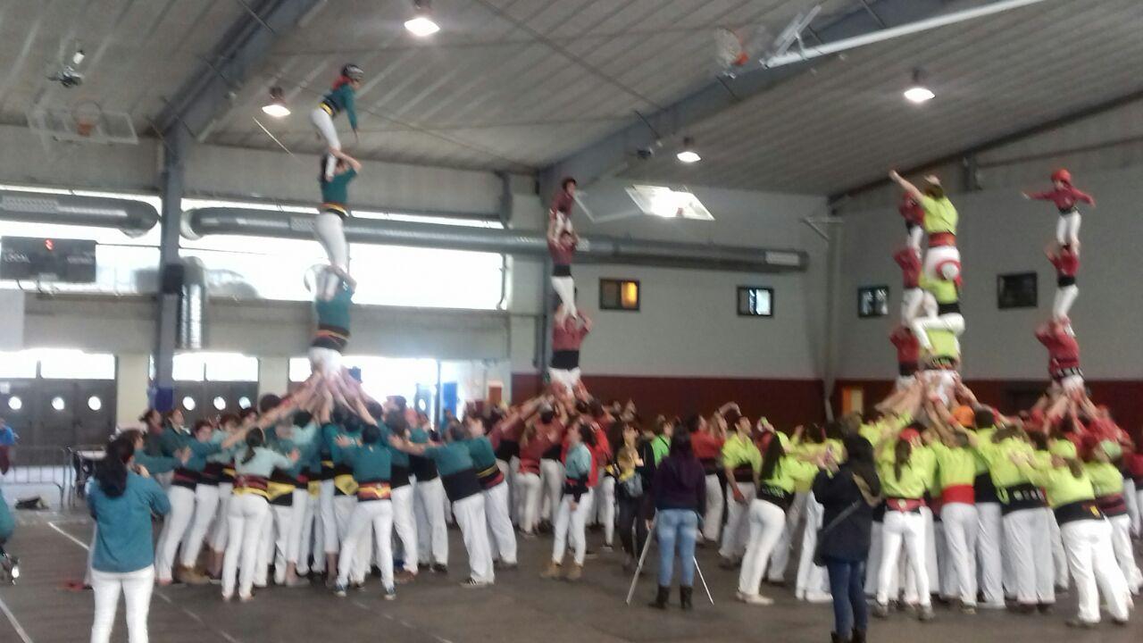 LA CRÒNICA - 3er ANIVERSARI BATEIG MINYONS STA. CRISTINA