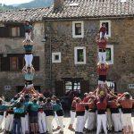 LA CRÒNICA - Actuació a Vallfogona
