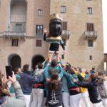 LA CRÒNICA - Actuació al Monestir de Montserrat